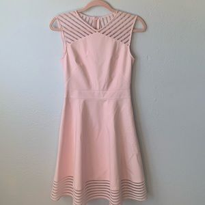 BRAND NEW TED BAKER LONDON PINK DRESS SIZE 1
